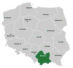 Where Pieskowa Skala castle is located