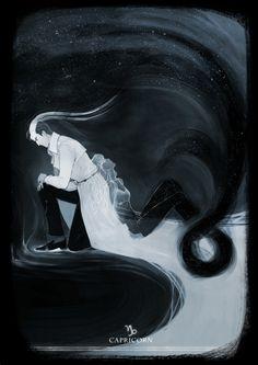 Capricorn by Heylenne