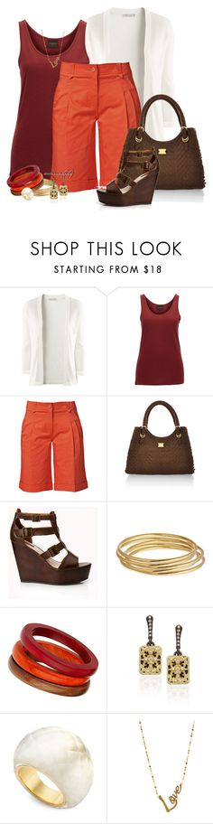 """""""Bermuda, Bahama..."""" by autumnsbaby ❤ liked on Polyvore featuring H&M, Jack & Jones, Raxevsky, Modalu, Forever 21, Astley Clarke, Wallis, Armenta, Coach and Lana Jewelry"""