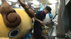 McDonald's Japan Puts Yokai Watch Characters To Work