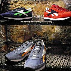 . New arrivals: #Reebok AZTEC. .  #milan #italy #japan #fashion #vintage #military #suit #used #shop #street #sartoria #tailor #bespoke #handmade #menswear #shopping #clothes #style #photooftheday #swag #eral55 #eralcinquantacinque #sartorialazzarin #instagood #outfit #イタリア #ミラノ #セレクトショップ #ビンテージ