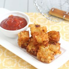 Bacon-Ranch Tater Tots @Tracey Fox Wilhelmsen (Tracey's Culinary Adventures)