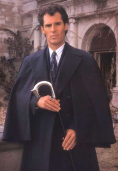 Ben Cross as Barnabas Collins - Dark Shadows TV series, 1991  i liked the updated series.
