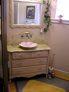 1000 Images About Dresser S Into Vanities On Pinterest