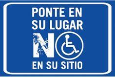 LosDosContamos: 3 de Diciembre. Dia internacional de las personas con discapacidad.