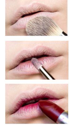 halloween makeup tutorial bloody lips