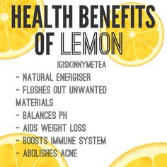 Health Benefits of Lemon. I want to do the lemon muffin tin ice cubes but squeeze the lemon juice into each one. Nutrition Tips, Health And Nutrition, Health Fitness, Health Care, Healthy Eating Tips, How To Stay Healthy, Eating Habits, Healthy Food, Lemon Health Benefits