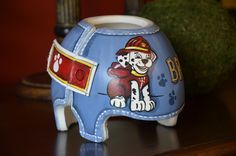 Paw Patrol Cranial Band  https://www.facebook.com/Cranial-BandsMurals-by-Leigh-Gibson-153150921414230/
