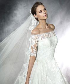 PLEASANT, Wedding Dress 2016