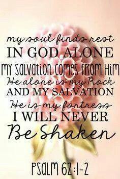 Psalm 62. 1-2