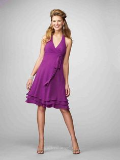 Alfred Angelo Maternity Bridesmaid Dresses