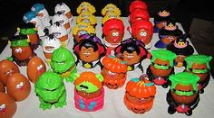 McDonald's McNugget Buddies, I had these too!
