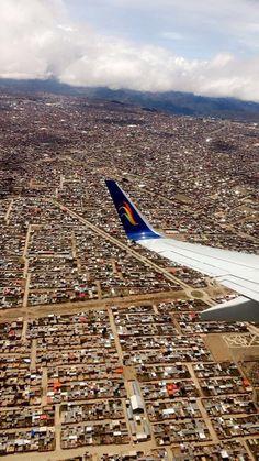 Ciudad de La Paz - Bolivia