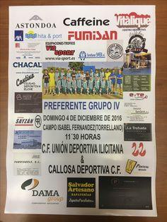 Salvador artesano zapaterías colaborador del club de fútbol unión deportiva ilicitana
