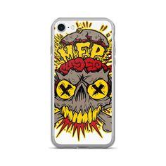 "Mind Flip Productions ""MFP Skull"" iPhone 7/7 Plus Case"