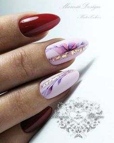 Christmas and Holiday Nail Art Design Ideas Awsome nail designs will be a highlight of your Christmas holiday. In order to inspire your nail designs, we have collected more than 70 nail art images for the Christmas season. Fancy Nail Art, Purple Nail Art, Pretty Nail Art, Beautiful Nail Art, Sassy Nails, Red Nails, Acrylic Nail Designs, Nail Art Designs, Acrylic Nails