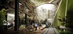 "The Delancey Underground project, aims to convert an unused trolley terminal beneath Delancey Street into an extraordinary subterranean public park– nicknamed the ""LowLine."""