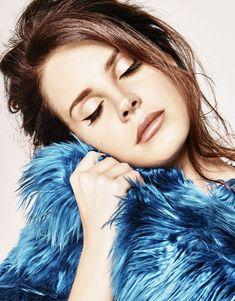 Lana for GRAZIA Magazine
