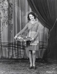 Cigarette Girl c.1920s