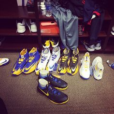 b14a8897d66f Andre Iguodala Has A Tough Decision to Make Between Nike Zoom HyperRev and  Nike Zoom Crusader