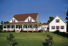 Quaint Country Home Plan - 2049GA | Architectural Designs - House Plans