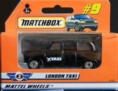 Model Matchbox London Taxi
