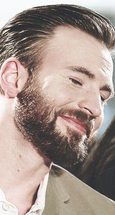 Chris: i know that i m so handsome <3