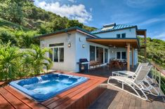 Waterfront House - Price Reduction - BVI Real Estate, British Virgin Islands Homes for Sale & Rent Us Virgin Islands, British Virgin Islands, Caribbean Homes, Waterfront Homes, House Prices, Property For Sale, Condo, Villa, Real Estate