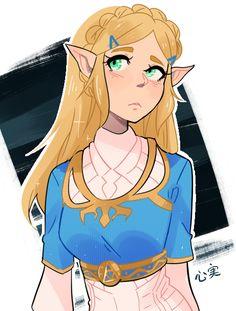 zelda-chan   #BreathoftheWild #NintendoSwitch