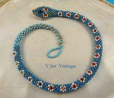 Beaded Snake Bracelet