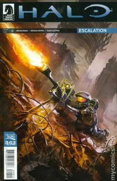 Halo Escalation (2013) 8