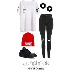Imitating Him at a Fansign: Jungkook