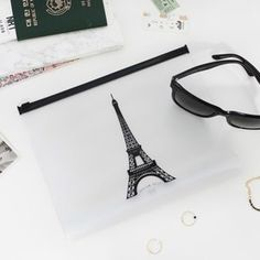 Learn more about the Eiffel Tower PVC Pouch!