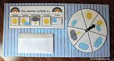 Weather chart pictures for pre school - Google Search