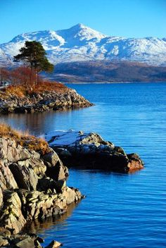 Glenboradale - this is why Ardnamurchan is brilliant in winter
