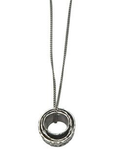 GOTI Ring Pendant Necklace
