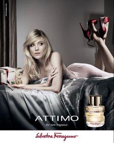 Reklama perfum Salvatore Ferragamo Attimo