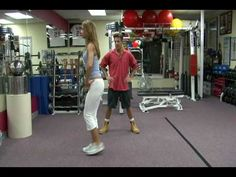 The Reverse Lunge: The Best Lower Body Exercise For Women  - Butt thigh & leg - The reverse lunge - Dr. Tim Style!