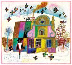 When it was winter  PICCOLI CONCERTI DELLA SERA (1980) Josef Palecek