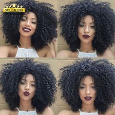Find More Human Hair Extensions Information about 8A Mongolian Kinky Curly…