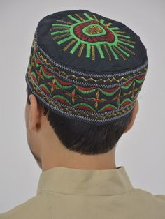 f000f2520c1 Sunray Embroidered Kufi