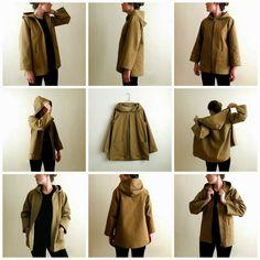 quixotic thread: Caramel Coat