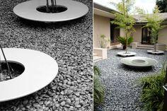 Modern Landscaping - Thuilot Associates