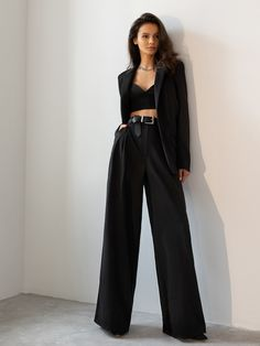 Prom Outfits, Mode Outfits, Teen Fashion Outfits, Elegantes Business Outfit, Elegantes Outfit, Suit Fashion, Look Fashion, Workwear Fashion, Timeless Fashion
