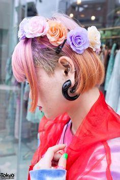 Marina in Harajuku w  Body Piercings 625e4cef84