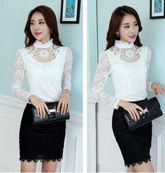 CT07605 Fat large yard tops retro bottoming shirt for women