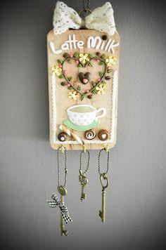 Yusie's Art & Craft: My Clay Craft