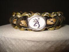 browning symbol bracelet