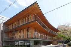 木造耐火建築です。技術革新はどんどん進んでいます。