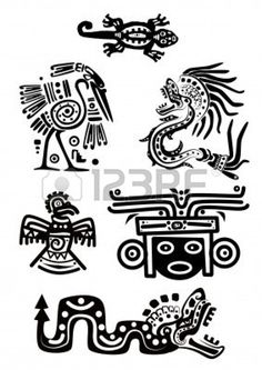 Set Of Mexican Design Elements Royalty Free Cliparts, Vectors, And ...
